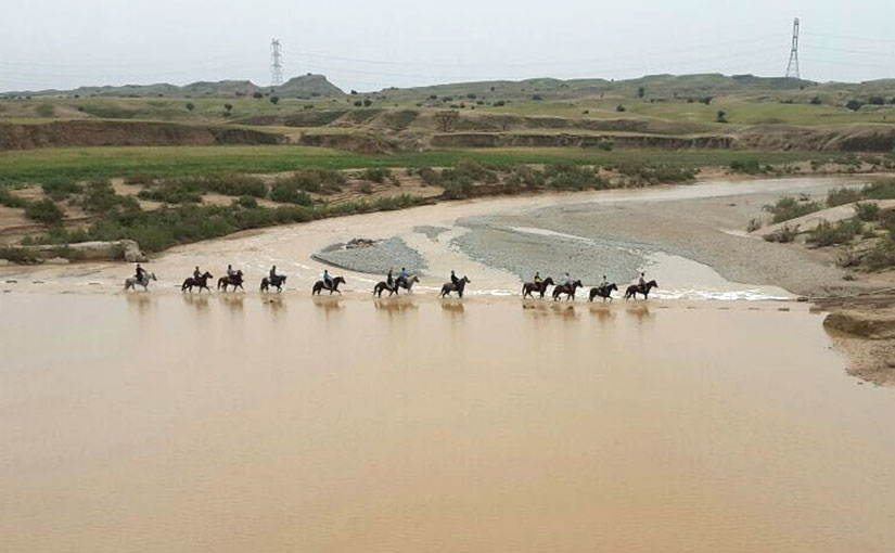 Horse Riding in Iran | 7 days