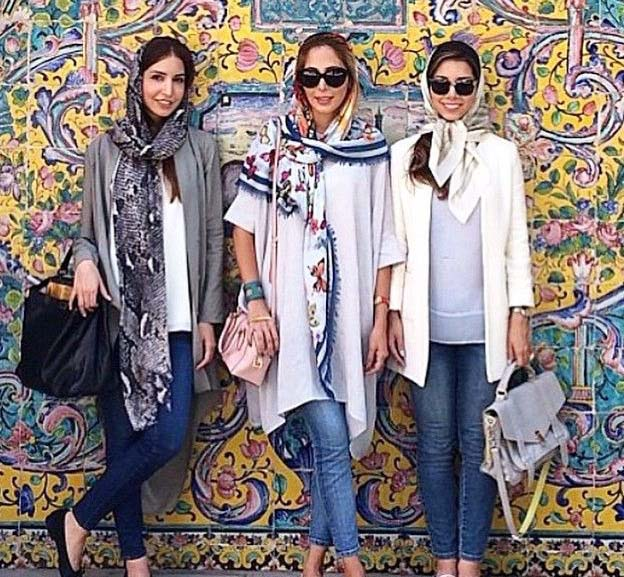 Women's fashion in Iran