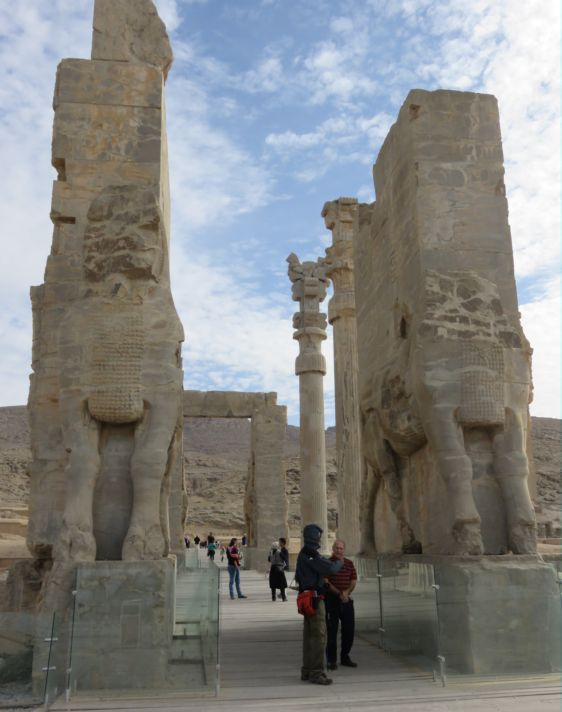Gate Of All Nations Persepolis