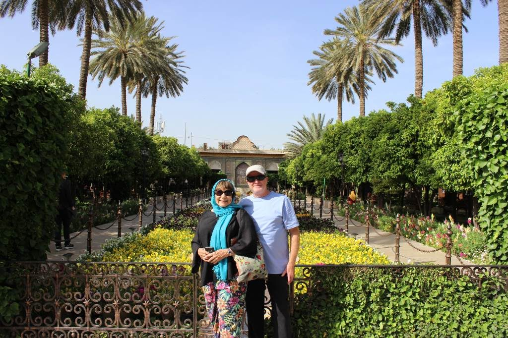 iran tour may 2019